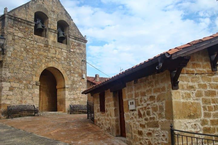 La casita En entorno rural Burgos España