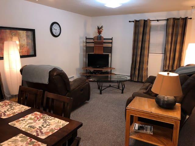 Charming apartment downtown Fairbanks