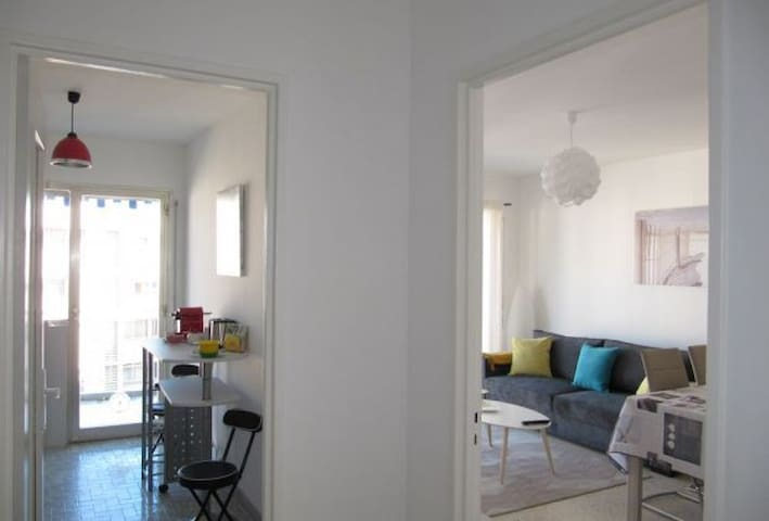 Appartement 3pieces Cagnes-sur-mer, Cros de Cagnes