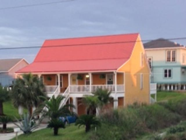 Caribbean Cottage - Captain's Room - Pensacola Beach - Bed & Breakfast