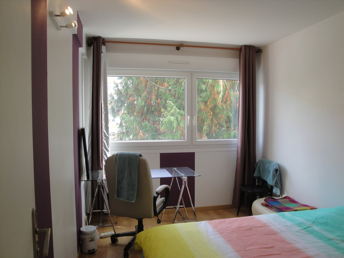 Room For 1 Or 2, Near The Train Station   Apartments For Rent In Avon,  Île De France, France