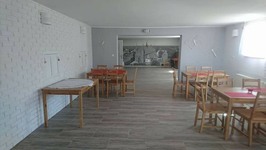 Villa Varmia 7 Pokój dwuosobowy + 1