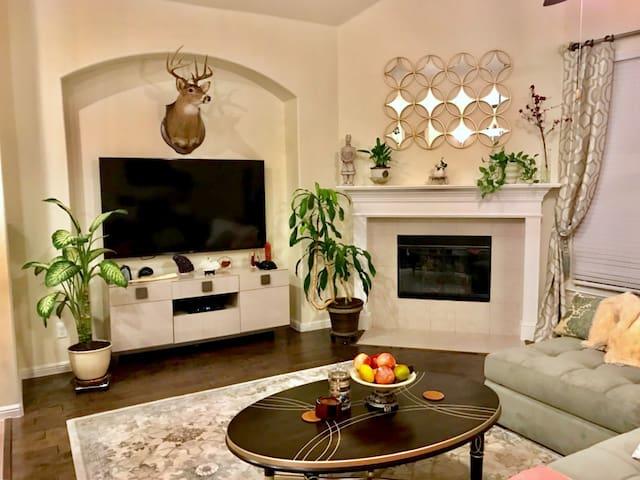 Beautiful Home in a Safe Neighborhood