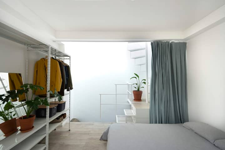 Unique & Modern Loft in Palermo +  Private Terrace