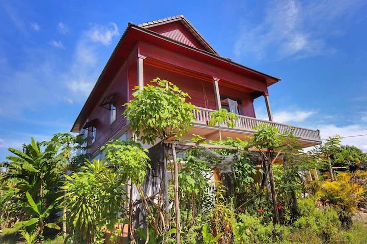 Khmer Tycoon House - Siem Reap - Haus