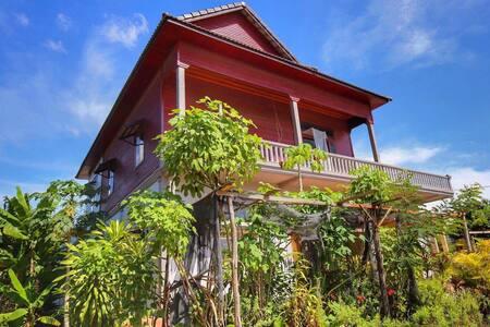 Khmer Tycoon House - Siem Reap