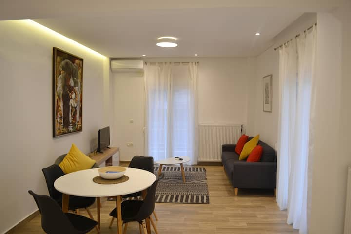 Live as a local at this elegant 50sqm apartment #2
