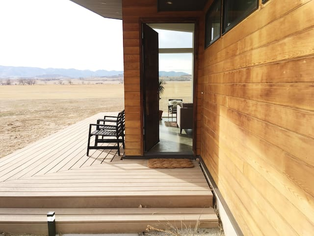 Brooks Dwelling - Mid mod inspired guesthouse - Fort Collins - Gjestehus