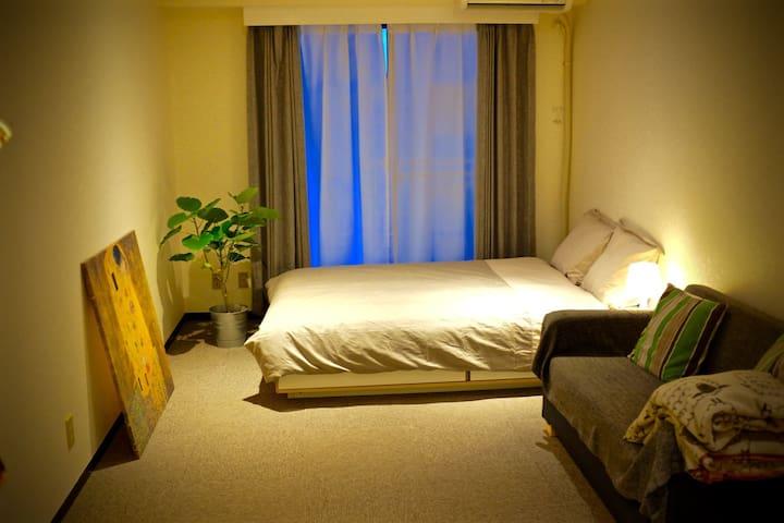 Instant stay near Ginza & Tsukiji - Chūō-ku - Apartment