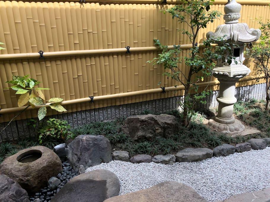 Japanese Garden (Share space)