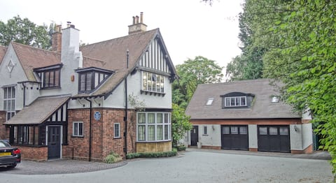 Historic Bournville Home