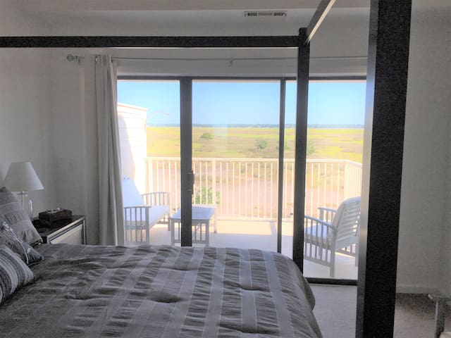30 Day Min Exec Condo - Killer View - Johns Island - Osakehuoneisto