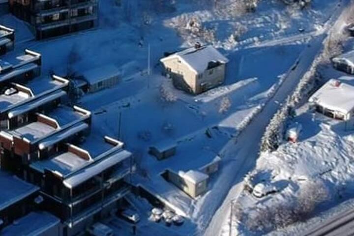 Lite hus/hytte
