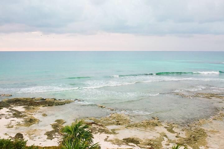 All Inclusive Beach Front