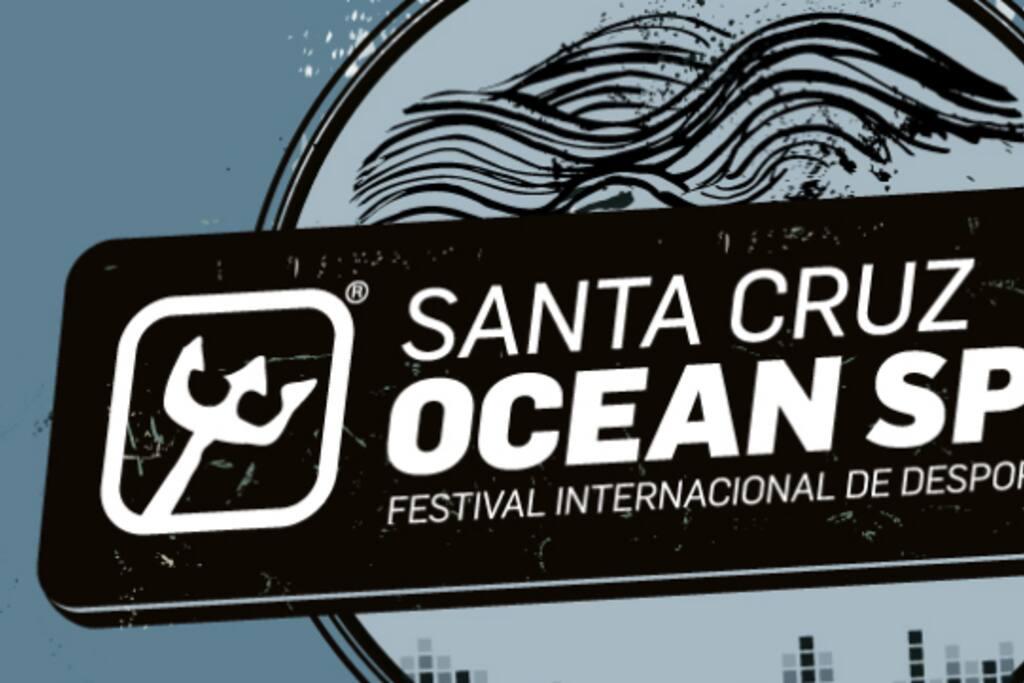 Todos os desportos de ondas vão ter a Santa Cruz de 20 a 29 julho 2018.  Visite o site: http://www.oceanspirit.pt/