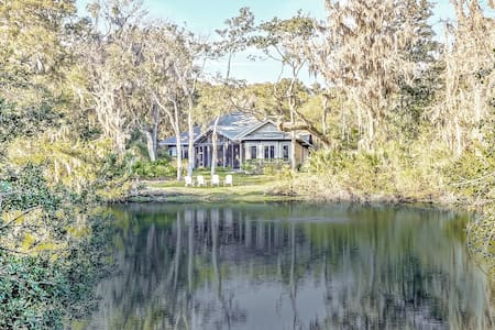 Stunning 8 Sea Marsh Cove on Amelia Island - House