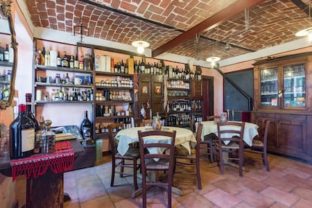 B&B nel Monferrato verde in cascina dell'800 - Castelnuovo Don Bosco - Bed & Breakfast