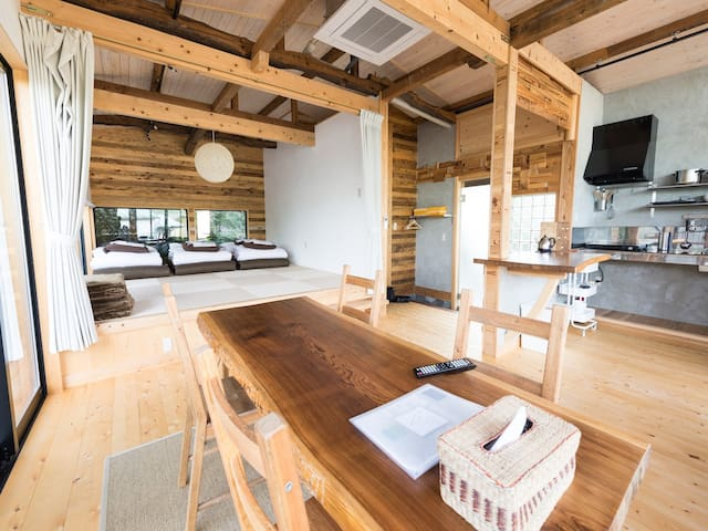 【24h Private Onsen】 HAKONE TENT Apartment