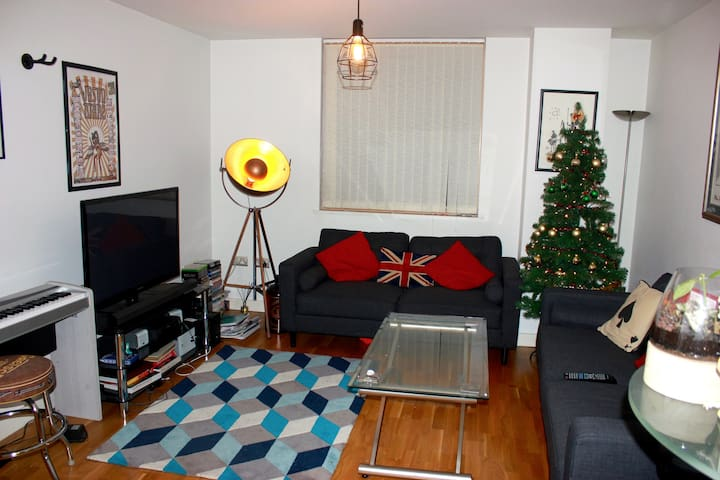 Double room with own bathroom in Spinningfields - Manchester - Apartmen