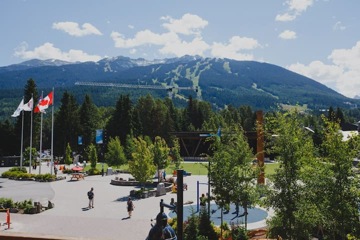 Whistler Village with unreal view! - Whistler - Apartment