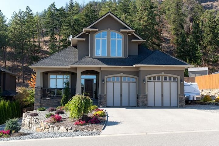 New property on the westside wine trail (1750sqft) - West Kelowna - Casa