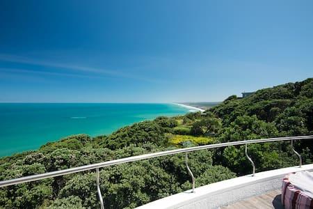 Muriwai Beach Clifftop - Muriwai - Hus