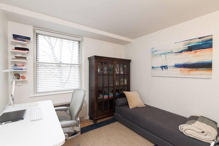 Clean Private Bedroom in Wonderful 2BR Condo