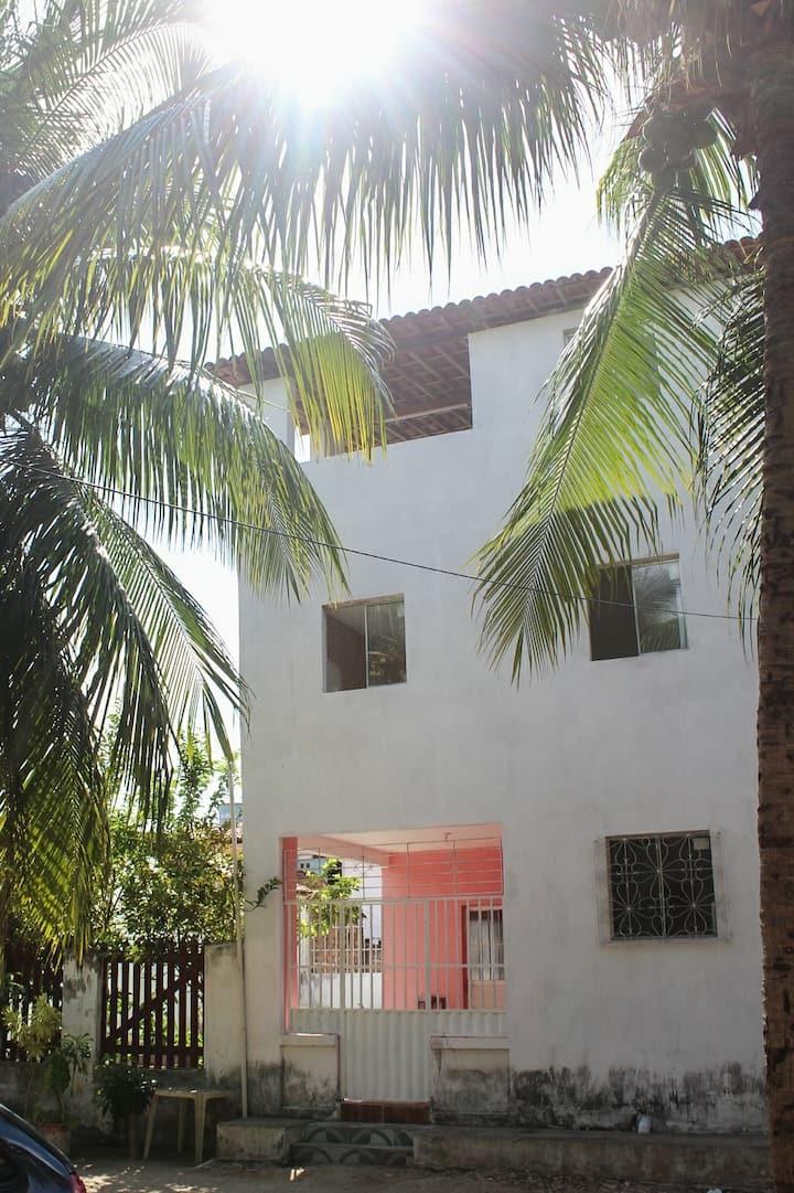 Casa Ceiça - casa térrea 100m da praia Maragogi