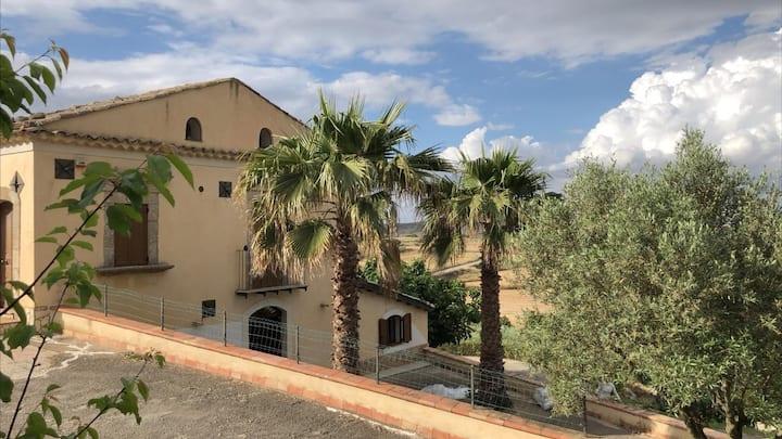 Villa a Caltagirone