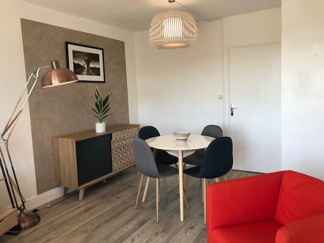 Appartement - 45m2 avec parking