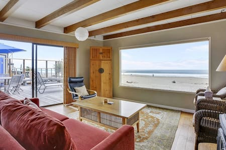 Private Beach Hideaway at Rio del Mar
