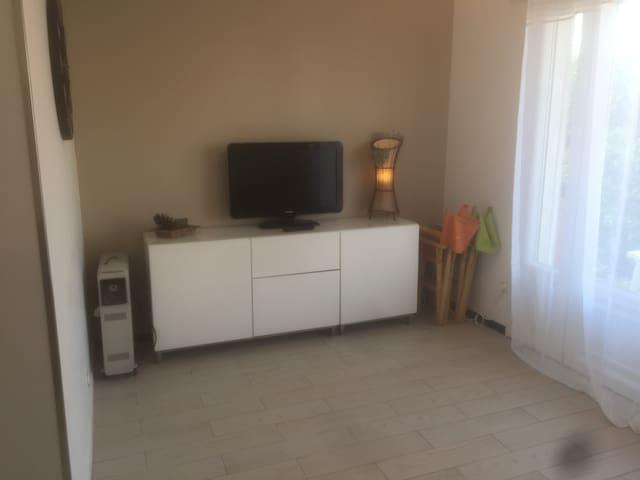 Appartement MIMIZAN Plage à deux pas de l'océan