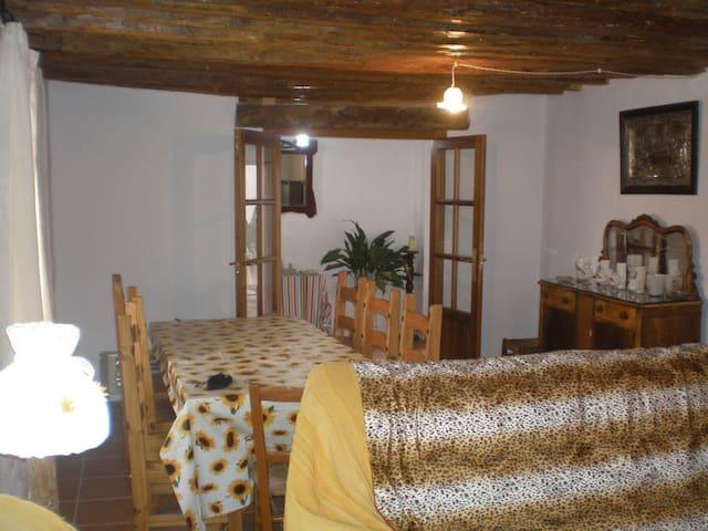 Casas Rurales Agrón Granada - Agrón - Huis