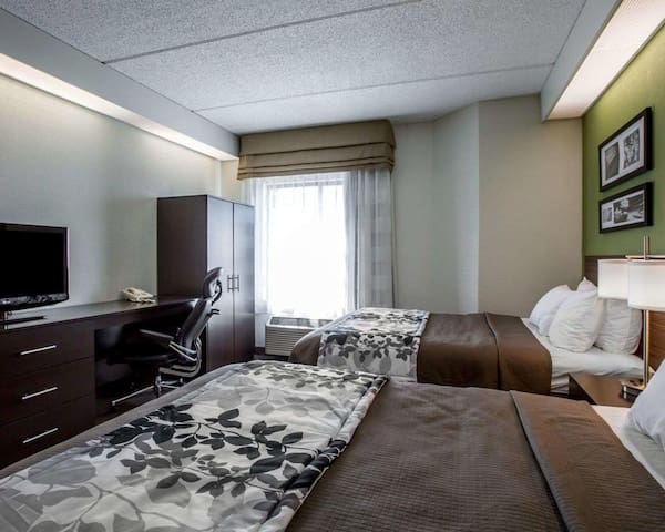 Captivating Double Two Double Beds Non Smoking At Sevierville