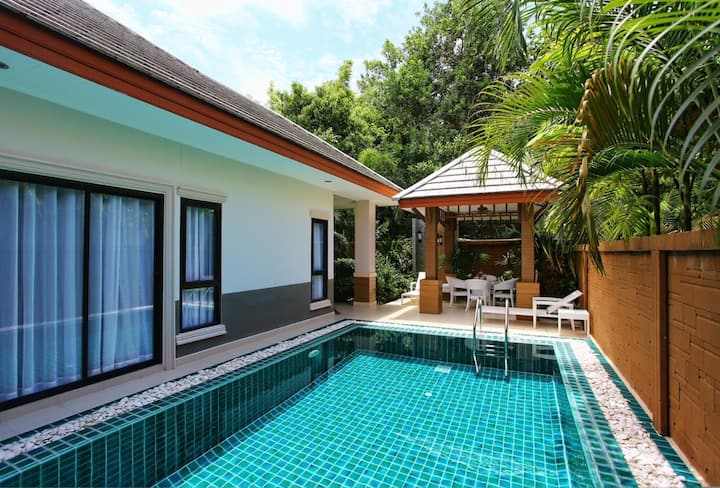 Baan Dusit, Villa with private pool, 3 bedroom