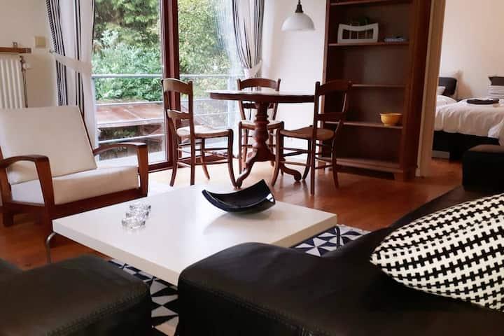 Modern appartement vlakbij Brussel
