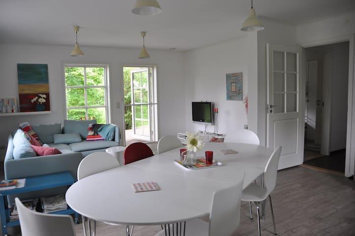 Schwedenhausambodden: Flat: the wide open