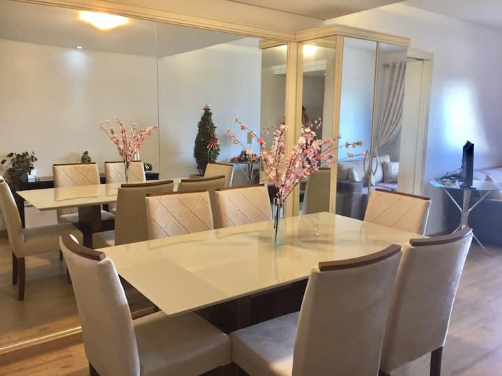 Esteio, large and comfortable apartment, EXPOINTER