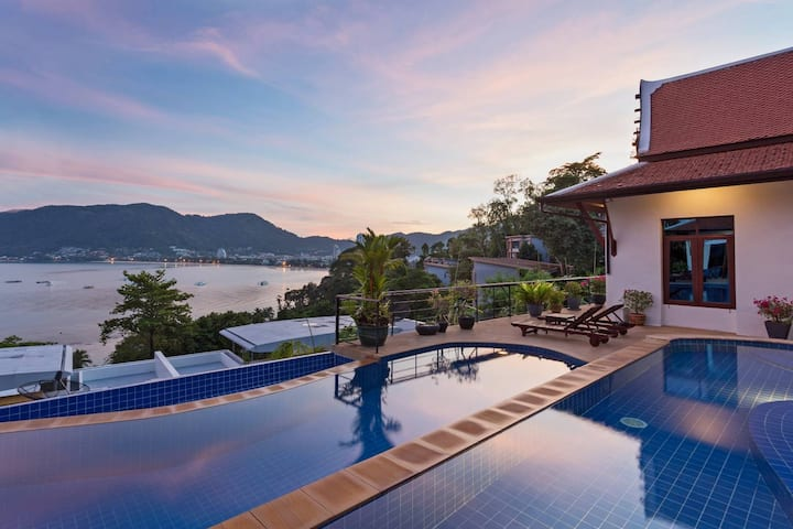 Pra Nang Villa, 5 Bedroom in Patong Beach, Phuket