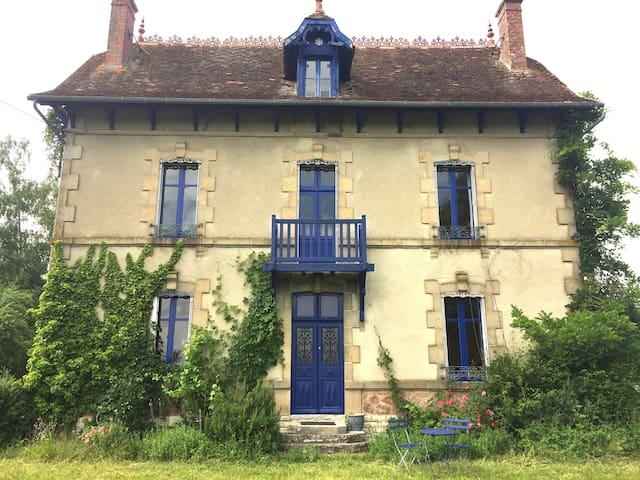 Gezellig huis met allure
