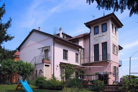 Villino Rosa - Margherita - San Paolo Solbrito