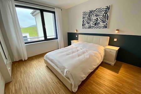 Spacious Private Bedroom 11km from Luxembourg city