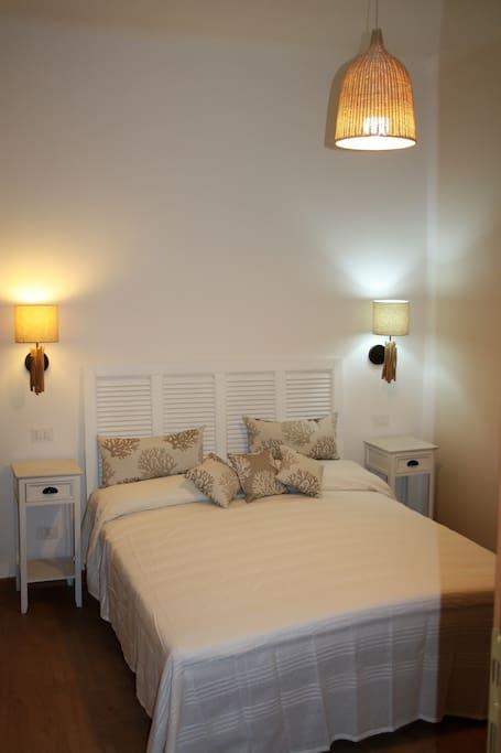 Camera da letto Beach