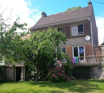 Maison Wissant avec jardin centre village - Wissant