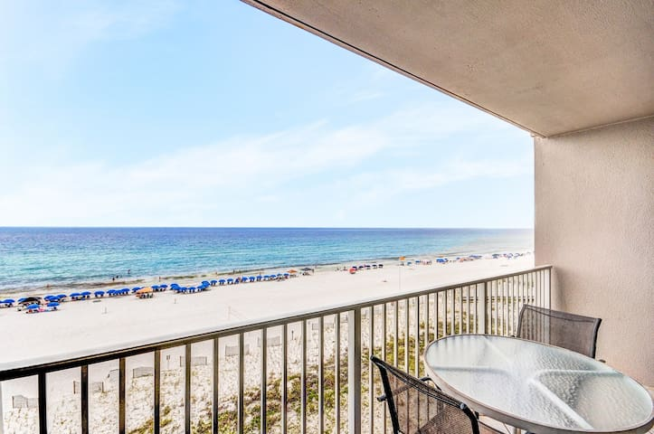 Island Princess 612-2BR-*Call4Mar20%Off* Avail 4/8-4/15-Gulf Front- Fabulous Remodel! RealJoy Fun Pa - Fort Walton Beach
