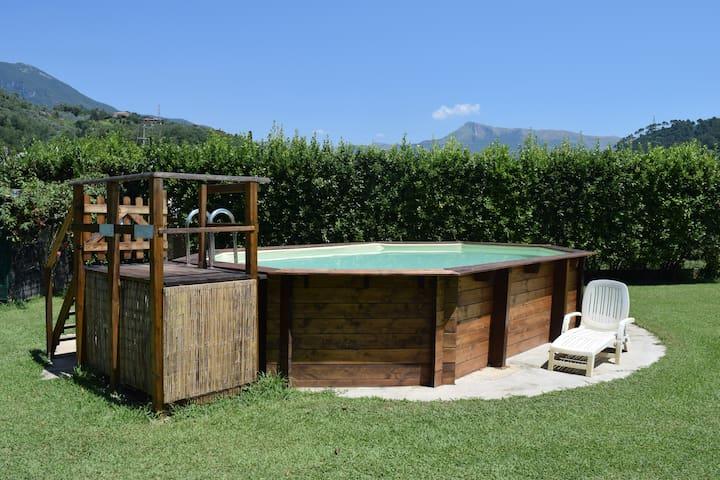 Il Casale - Villa con piscina a 10 minuti dal mare