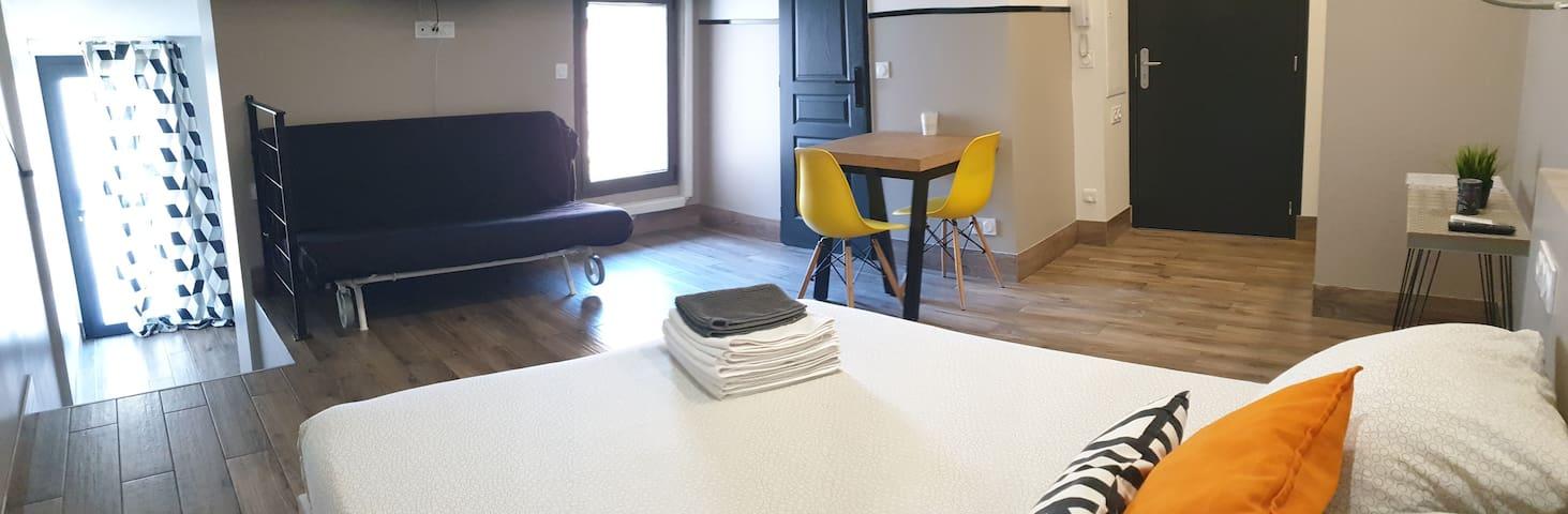 Casa'Appart centre Aix (14)