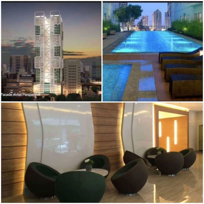Affordable payless hotel like condo metro manila for Affordable pools near metro manila