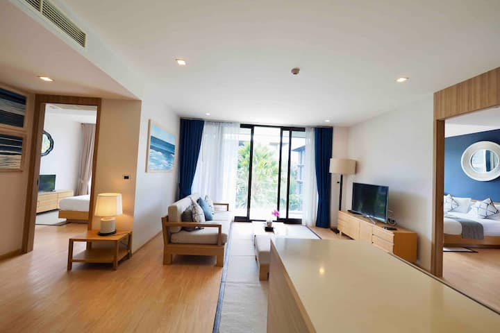 2 Bedroom Beachfront on Maikhao Beach #B31