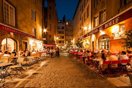 Studio in the Heart of Vieux Lyon - ลียง - อพาร์ทเมนท์